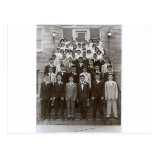 Carte Postale École primaire 1960 de St George