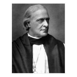 Carte Postale Edouard Benson blanc, archevêque de Cantorbéry