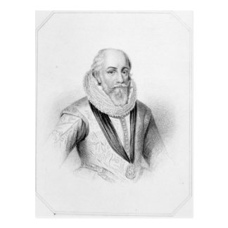 Carte Postale Edouard Somerset