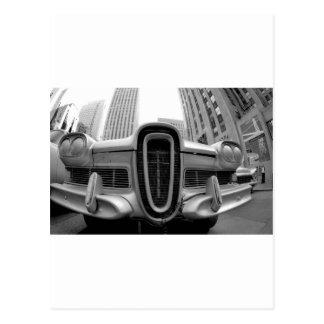 Carte Postale Edsel dans NYC