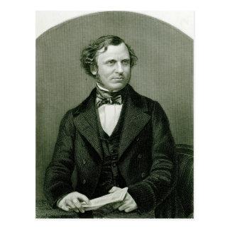 Carte Postale Edward Henry Smith Stanley, seigneur Stanley