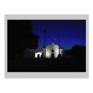 Carte Postale Église de Sont João Batista Trancoso Bahia