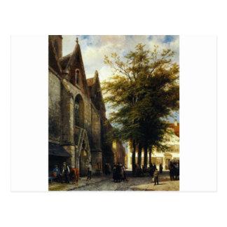Carte Postale Église de St Josephs dans Hamelen par Cornelis