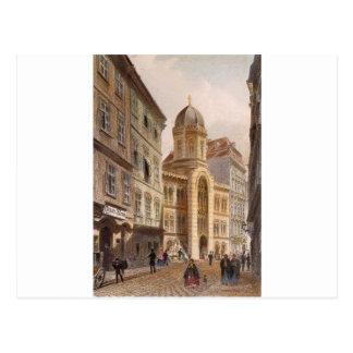 Carte Postale Église grecque de trinité sainte, Vienne par