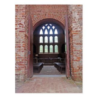 Carte Postale Église historique