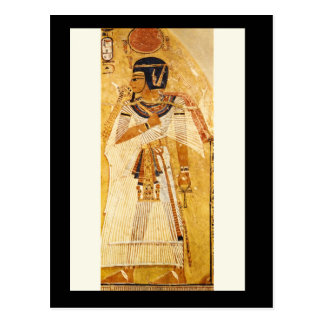 Carte Postale Egyptien d'Amenophis I', Staatliche_Art d'Antiquit