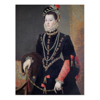 Carte Postale Elizabeth de Valois, 1604-8