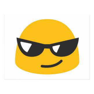Carte Postale Emoji frais