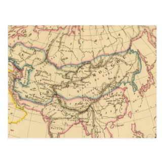 Carte Postale Empire des Mongoles