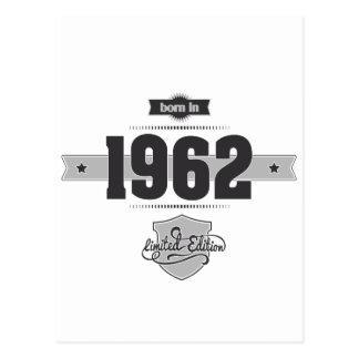 Carte Postale En 1962 (Dark&Lightgrey) OKsoutenu19de