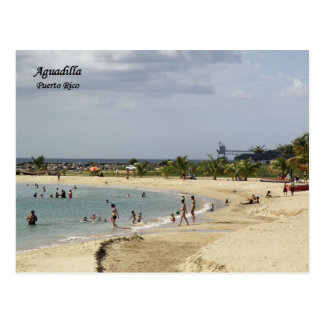 Carte Postale En Aguadilla Porto Rico de Playa