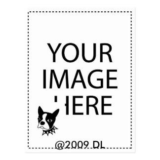 Carte Postale en customisez