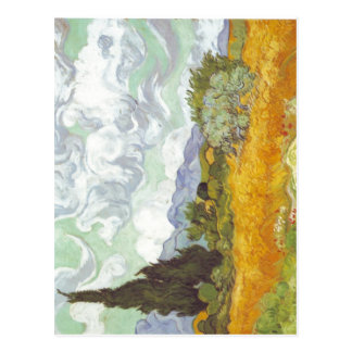 Carte Postale En de description de Beschreibung : Vincent van