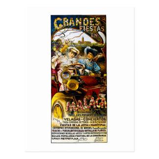 Carte Postale En Malaca de fiesta de Grandes