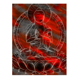 Carte Postale Énergie 2 de Bouddha