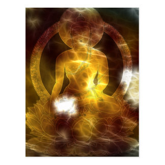 Carte Postale Énergie 4 de Bouddha