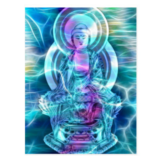 Carte Postale Énergie 6 de Bouddha
