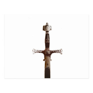 Carte Postale Épée de David