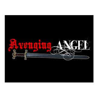 Carte Postale Épée des anges