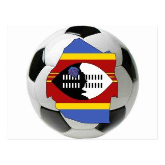 Carte Postale Équipe nationale du Souaziland