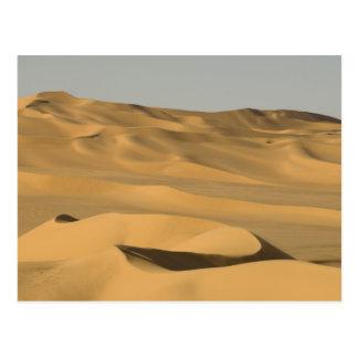 Carte Postale Erg Awbari, désert du Sahara, Fezzan, Libye
