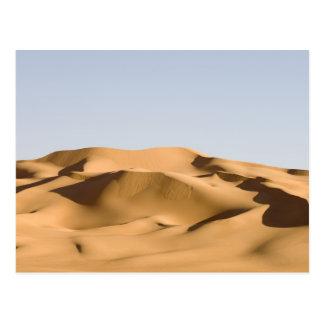 Carte Postale Erg Awbari, désert du Sahara, Fezzan, Libye. 2