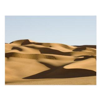 Carte Postale Erg Awbari, désert du Sahara, Fezzan, Libye. 3