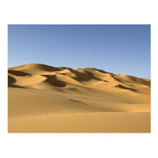 Carte Postale Erg Awbari, désert du Sahara, Fezzan, Libye. 5