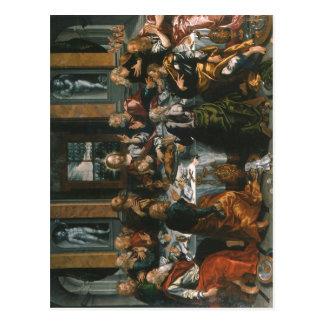 Carte Postale Espa de Sagrada cena del pintor ? ol Alonso V ?