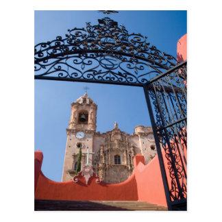 Carte Postale État de l'Amérique du Nord, Mexique, Guanajuato.