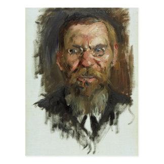 Carte Postale Étude pour un portrait de professeur Dr. Eduard