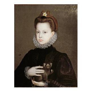 Carte Postale Eugenia d'Isabella Clara d'Infanta