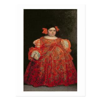 Carte Postale Eugenia Martinez Vallejo, appelé La Monstrua