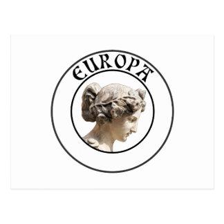 Carte Postale Europa : Soyez fier de montrer vos euro racines !