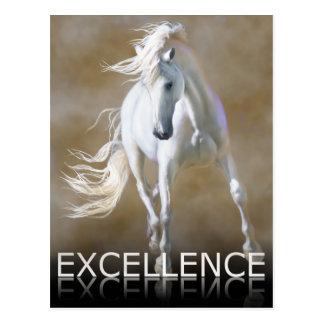 Carte Postale Excellence