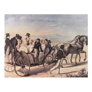 Carte Postale Excursion du Schubertians d'Atzenbrugg