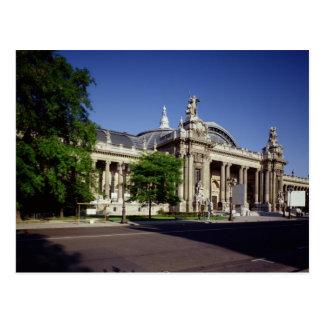 Carte Postale Façade du Palais grand
