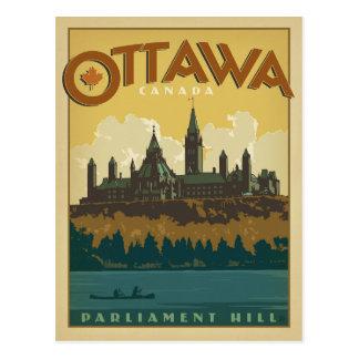 Carte Postale Faites gagner la date | Ottawa, Canada