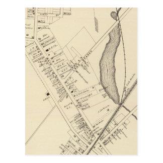 Carte Postale Farmingdale, New Jersey