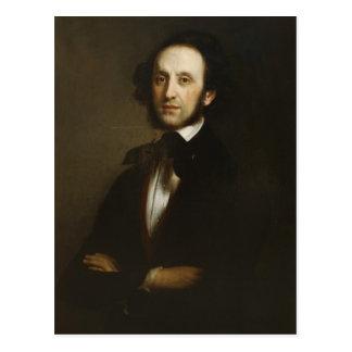 Carte Postale Felix Mendelssohn