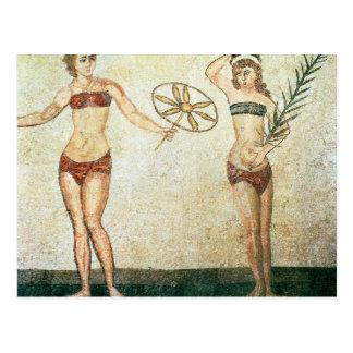 Carte Postale Femmes dans des 'bikinis