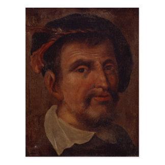 Carte Postale Ferdinand Columbus