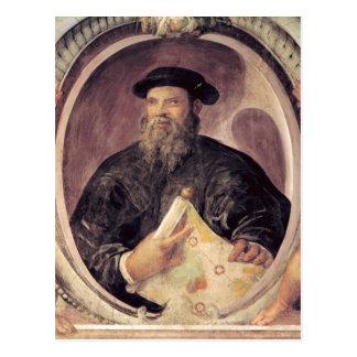 Carte Postale Ferdinand Magellan