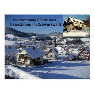 Carte Postale Ferienwohnung Elfriede Haist - neige