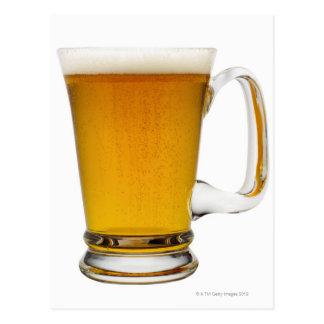 Carte Postale Fermez-vous d'un verre de bière 2