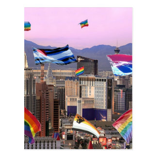 Carte Postale Fierté de Las Vegas