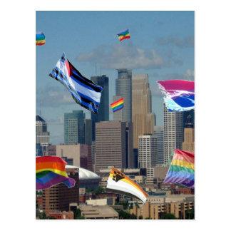 Carte Postale Fierté de Minneapolis