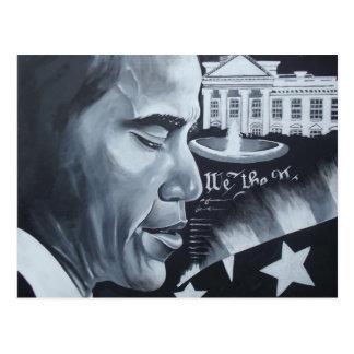 Carte Postale Fierté d'Obama