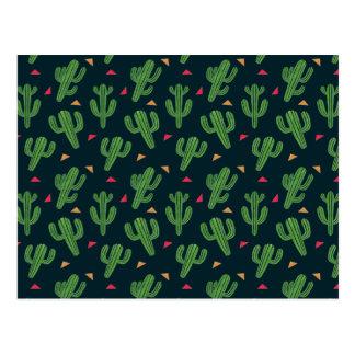 Carte Postale Fiesta de cactus