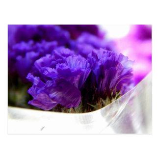 Carte Postale Fleurs 3 d'anniversaire